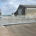 Security Gate Somersham