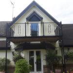 Balcony in Glatton