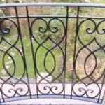 Internal view of Juliet Balcony