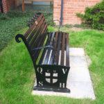 Bench in Cambridge